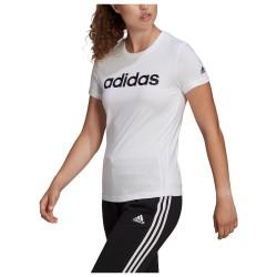 Adidas Essentials Αθλητικό Γυναικείο T-shirt Λευκό